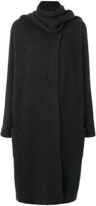 Antigua Le Kasha oversized scarf coat