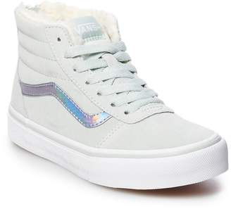 44e01e186e96 Extra 15% Off  SPRINGTIME at Kohl s · Vans Ward Hi Zip Girls  Skate Shoes