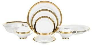 Ralph Lauren 45-Piece Academy Gold Partial-Dinner Service