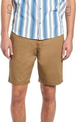 Vans Stretch Twill Chino Shorts
