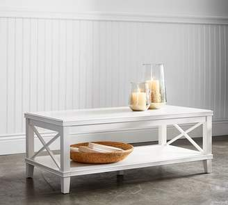 Pottery Barn Cassie Coffee Table