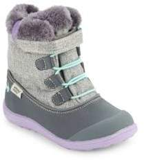 See Kai Run Toddler's& Kid's Abby Waterproof Insulated Boots