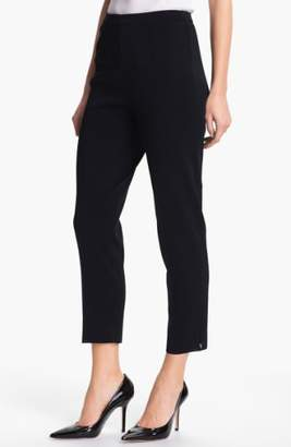 Ming Wang Pull-On Ankle Pants
