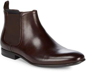 Kenneth Cole Slip-On Leather Chelsea Boots