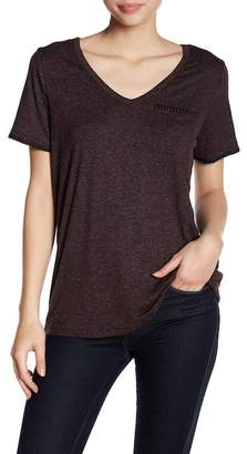 Tart Whipstitch V-Neck Tee