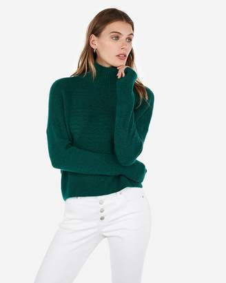 Express Funnel Neck Pullover Sweater