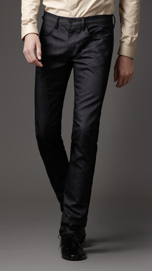 Burberry Shoreditch Skinny Fit Jeans
