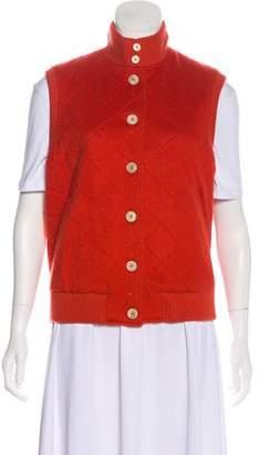 Loro Piana Heavy Cashmere Vest