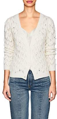 Co Women's Beaded Wool-Cashmere Cardigan