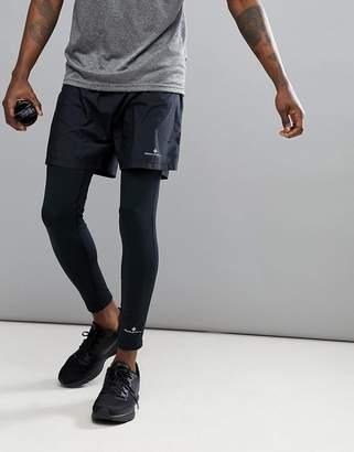 Ronhill Running Everyday 5 Inch Shorts In Black RH-002249