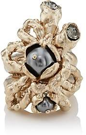 Ring Black Koché Women's Large Knot Ring - Black