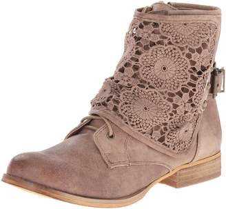 Not Rated Women's Crunchy Crunch Boot