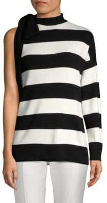 Robert Rodriguez Striped Wool & Cashmere Sweater