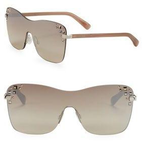 Jimmy ChooJimmy Choo 99MM Shield Sunglasses