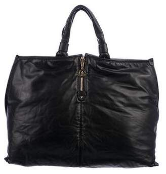 Moncler Leather Amelie Tote