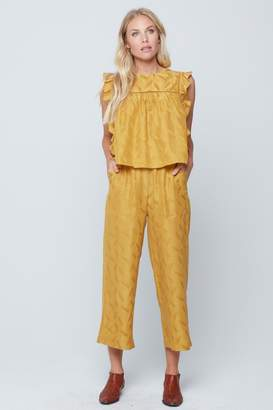 Knot Sisters Brea Pant Mustard