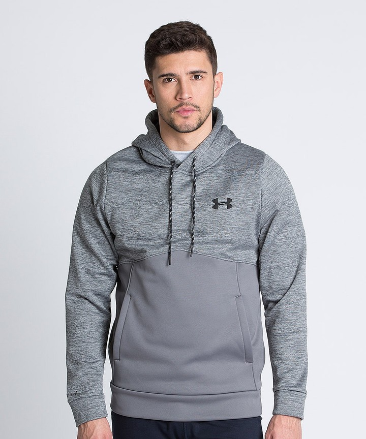 Under Armour Icon Twist Overhead Hooded Top