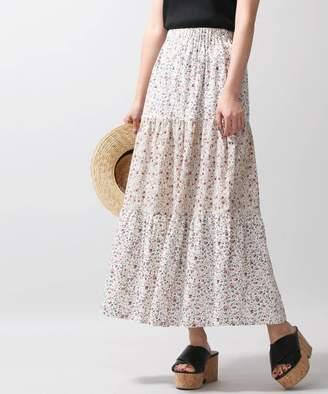 WEGO (ウィゴー) - WEGO 【セットアップ対応商品】ロングティアードスカート