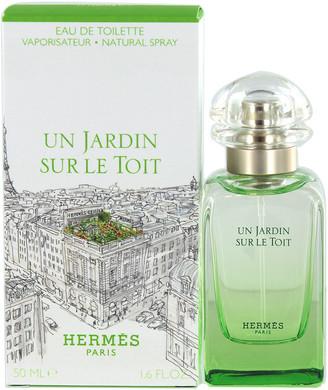 Hermes Unisex 1.7Oz Un Jardin Sur Le Toit Eau De Toilette Spray