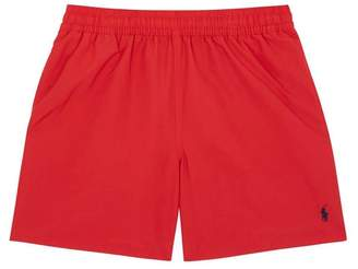 Polo Ralph Lauren Hawaiian Red Swim Shorts
