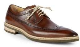 Mezlan Maraval Leather Derbys
