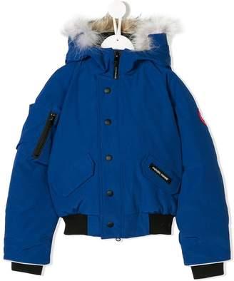 Canada Goose Kids padded coat