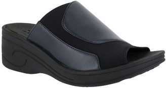 Easy Street Shoes Solite by Slide Sandals - Slight