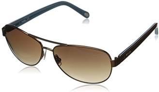 Fossil FOS2004S Aviator Sunglasses