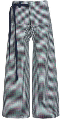 Acne Studios Paz Wool Trousers