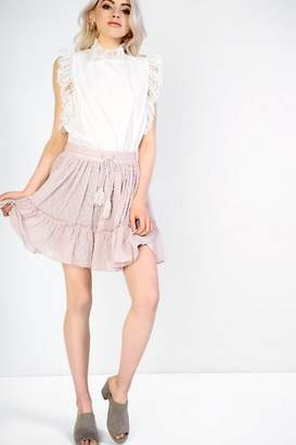 Glamorous **Prairie Style Skirt by Petites