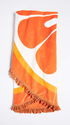 ban.do Orange All Around Beach Towel