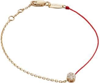 Redline Yellow Gold and Diamond So Illusion Bracelet