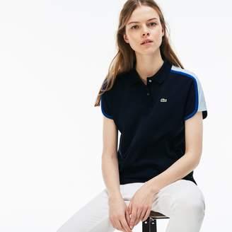 Lacoste Women's Latitude Made in France Pique Polo