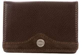 Salvatore Ferragamo Leather Coin Pouch