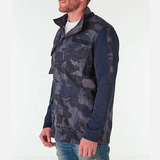Nike Men's Sportswear Camo Jacket