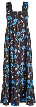 Mila Louise Borgo de Nor Printed Cotton Dress