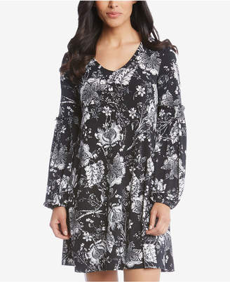 Karen Kane Printed Pullover Dress
