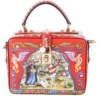 Dolce & Gabbana Carretto Rosaria Bag