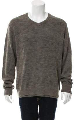 Vince Wool & Baby Camel Hair-Blend Sweater
