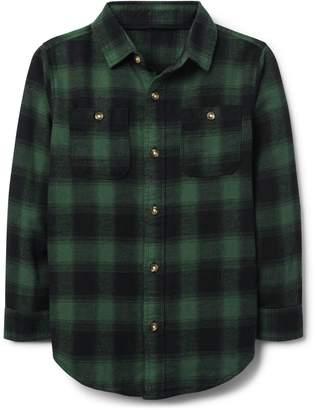 Crazy 8 Crazy8 Plaid Flannel Shirt