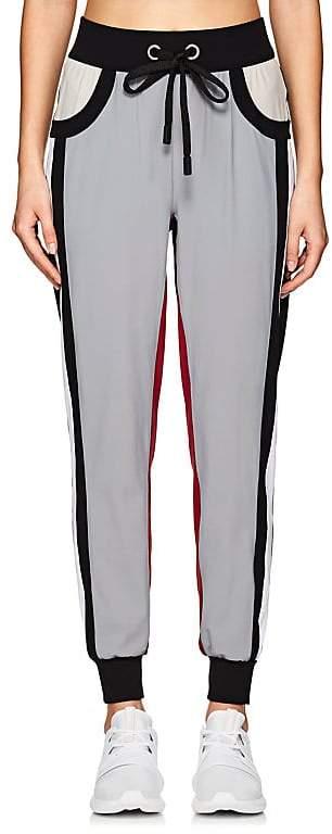 No Ka'Oi Women's Kana Colorblocked Microfiber Jogger Pants