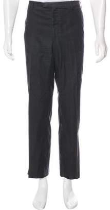 Loro Piana Flat Front Pants