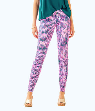 "Lilly Pulitzer Womens 29"" Kelly Ankle Length Skinny Pant"