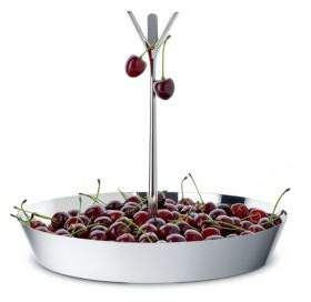 Alessi Tuttifrutti Stainless Steel Fruit Bowl