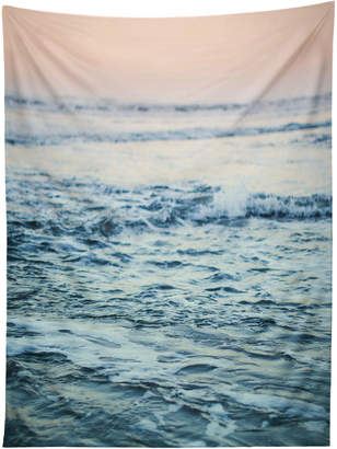 Deny Designs Leah Flores Pacific Ocean Waves Tapestry