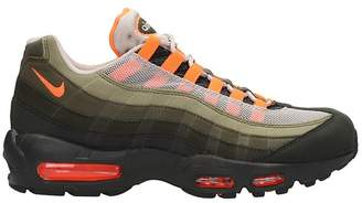 Nike 95 Og Multi Color Fabric And Rubber Sneakers