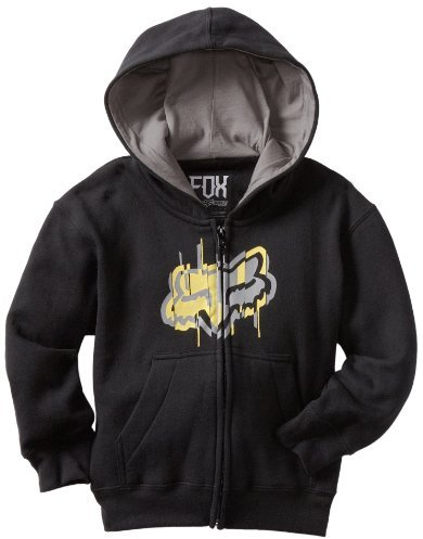 Fox Head - Kids Boys 2-7 Last Minute Zip Hoodie