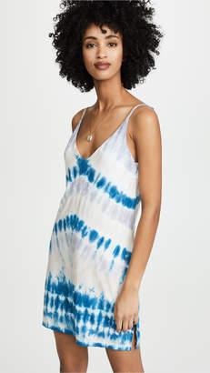 Young Fabulous & Broke Tie Dye Slip Dress
