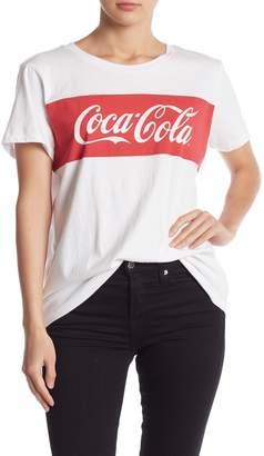 Lucky Brand Classic Coca-Cola Graphic Tee