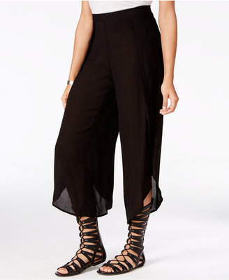 American Rag Cropped Flyaway Soft Pants, Only at Macy's $44.50 thestylecure.com